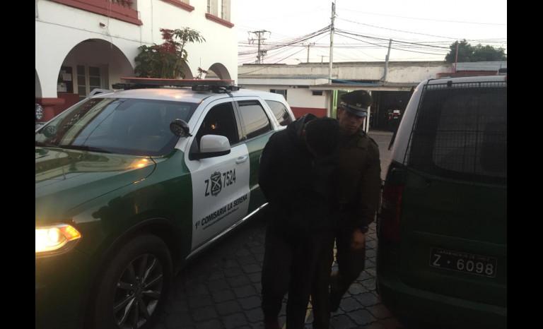 Dos Detenidos Por Secuestro Robo Y Amenazas De Muerte En La