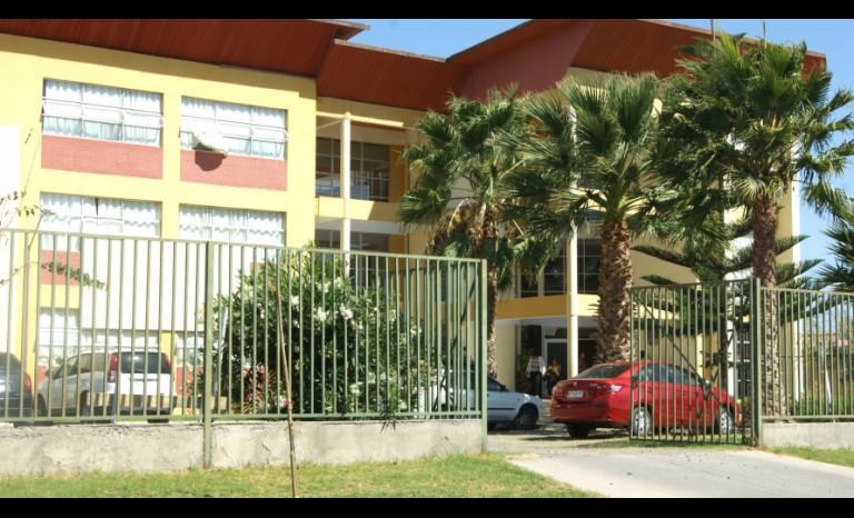 Colegio Tamelcura, alza