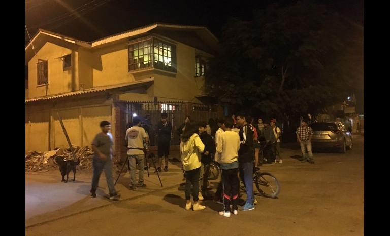 Gran preocupación causó el supuesto secuestro en el barrio ovallino