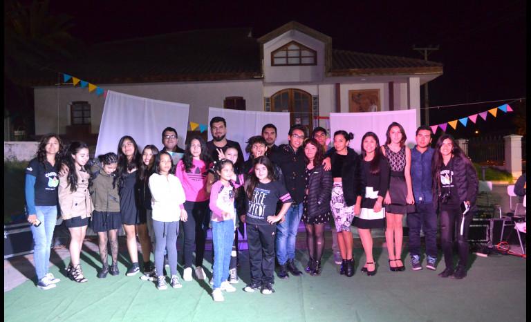 Festival de La Voz de Ovalle, niños