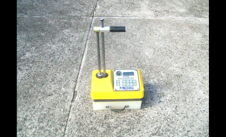Densímetro, robo