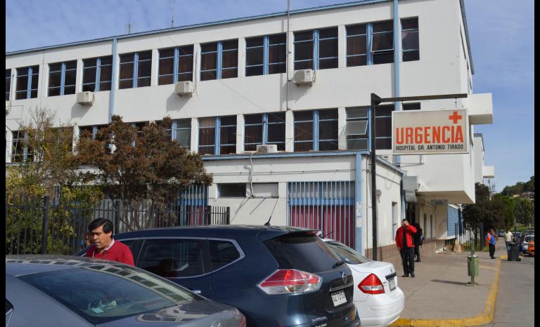 Aún no se sabe a ciencia cierta qué ocurrirá con el edifico que alberga al actual Hospital Antonio Tirado Lanas.