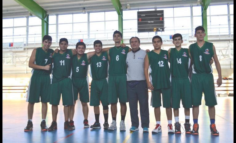 Básquetbol Limarí vence al puntero Los Vilos por la liga regional