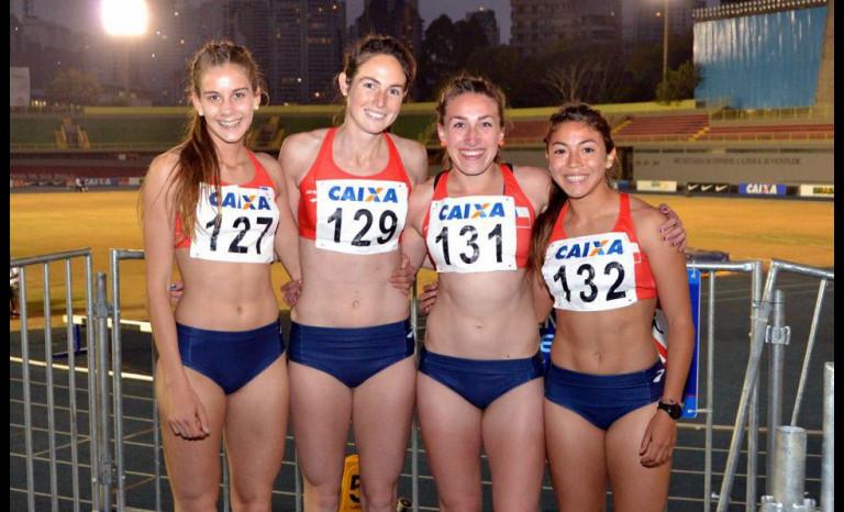 Viviana Olivares clasifica a Sudamericano de atletismo