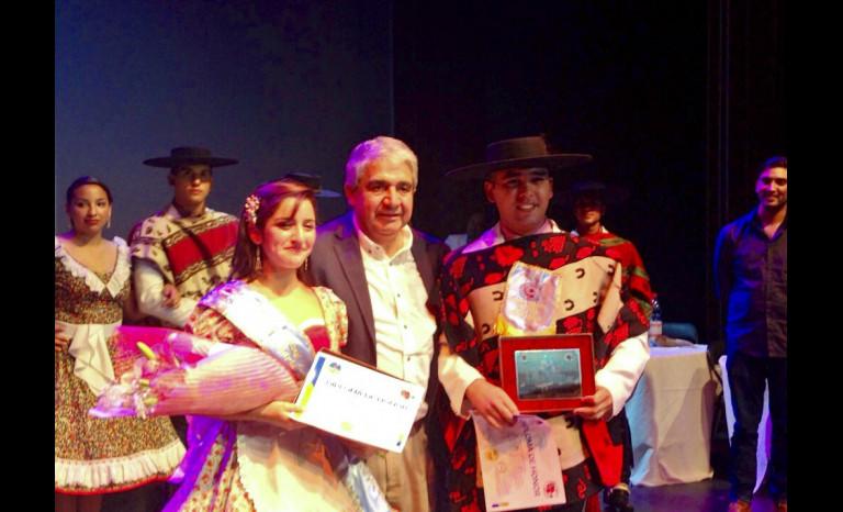 Ovallinos representarán a la región en nacional de cueca Arica 2015