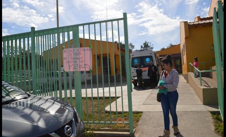 Médicos de Sapu aseguran que renuncias se deben a sobre demanda