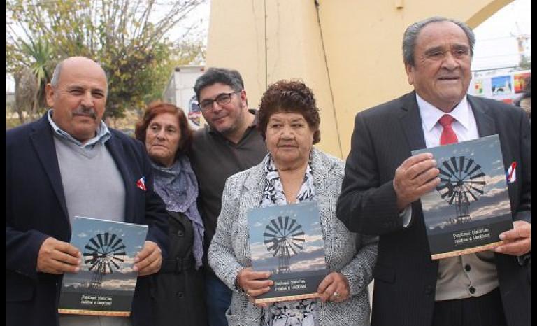 Libro reconstruye historia punitaquina