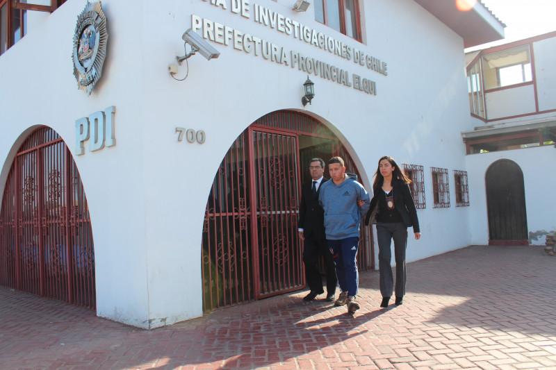 detenido en Coquimbo