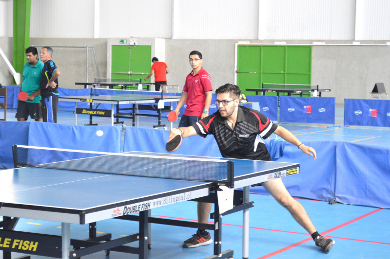 tenis de mesa, Ovalle, deporte