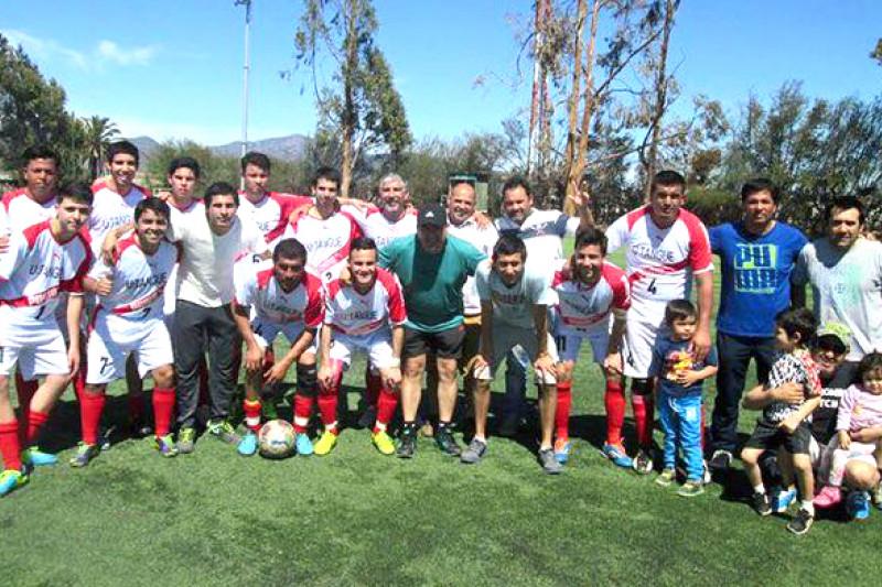 Futbol, deportes, Ovalle