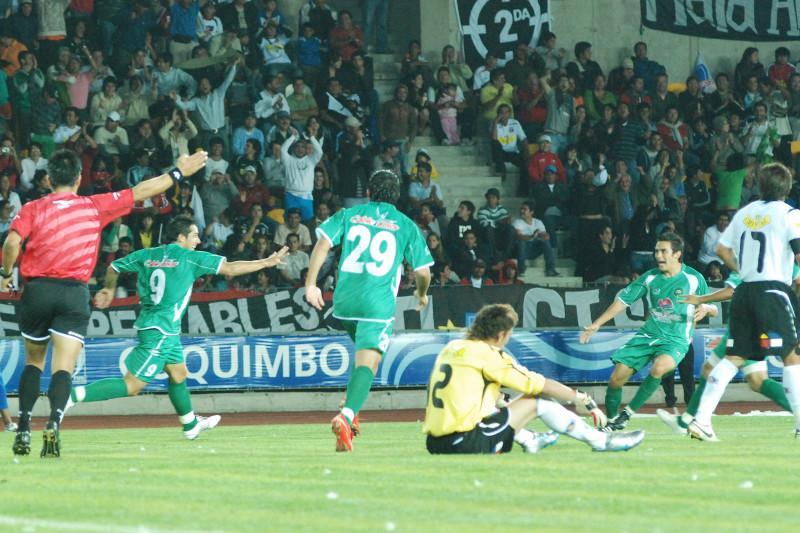 Deportes Ovalle en Copa Chile