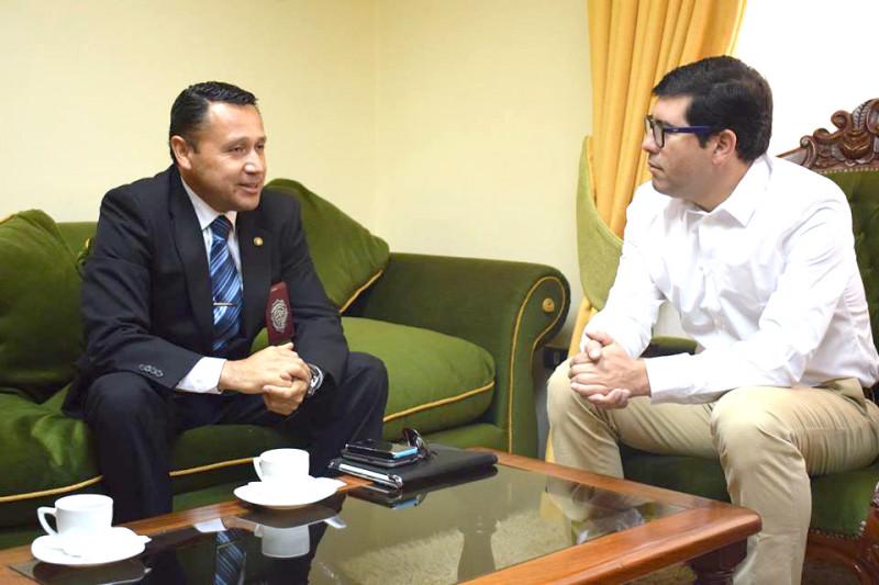 reunion, alcalde, Monte Patria, PDI