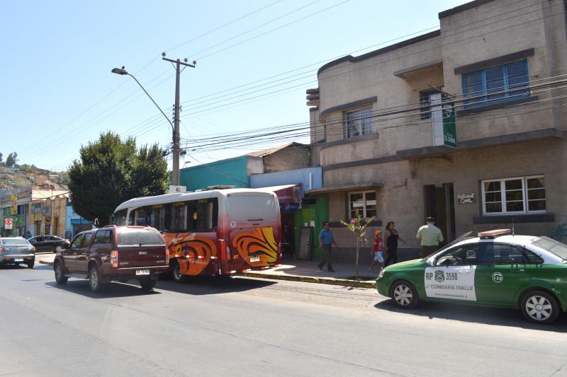 Cormar, Cortez Flores, buses, Ovalle