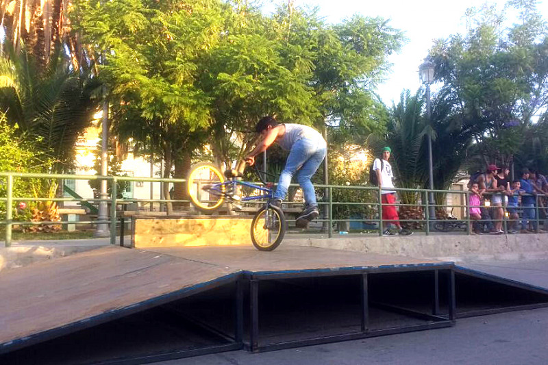 BMX, Chañaral Alto