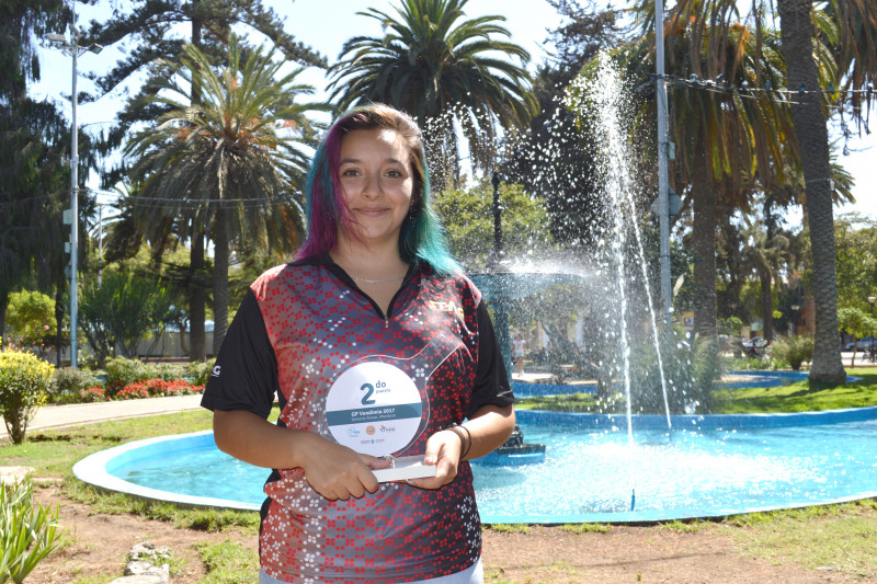 Tenis de mesa, Valentina Núñez, Argentina, Ovalle