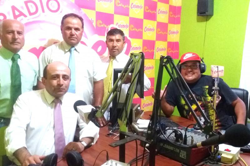 radio Caramelo, programa deportes