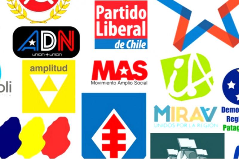 Ovalle, partidos politicos