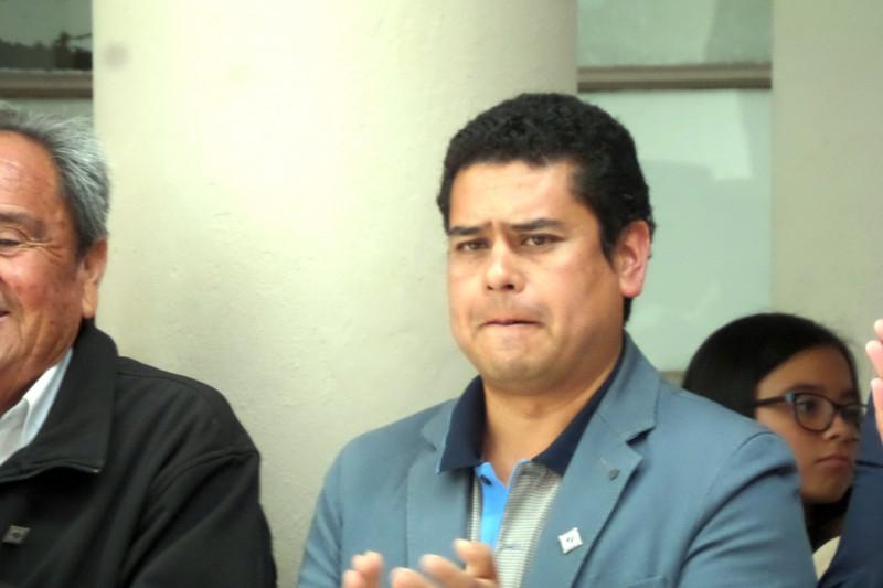 Carlos Ramos, Los Leices, concejal