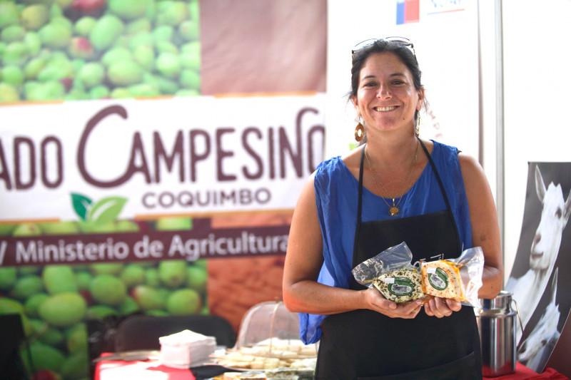 Punitaqui, emprendedora, Andrea Alfonso