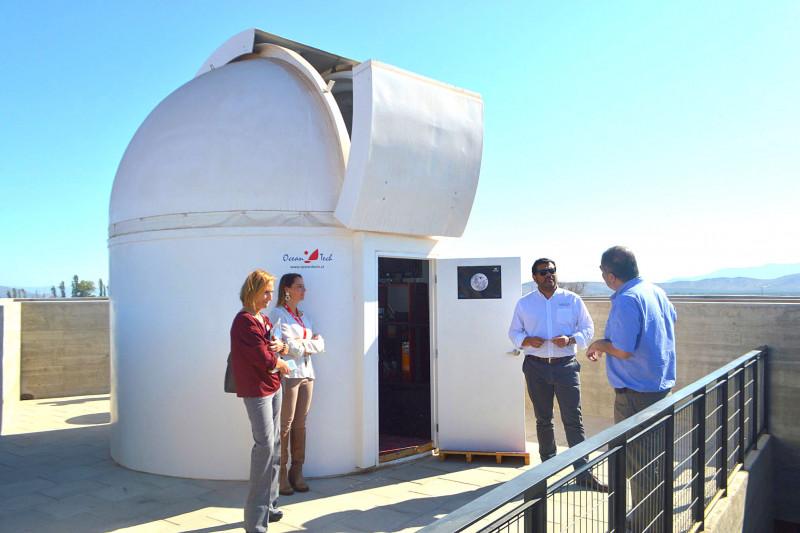 Casino de Ovalle, astroturismo