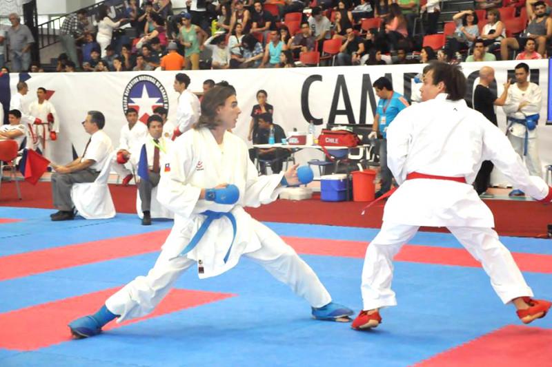Karate, Ovalle