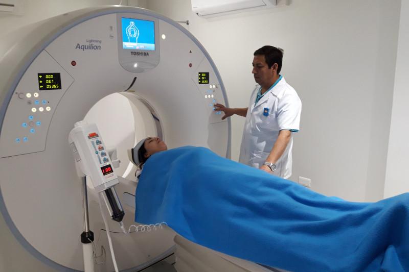 Imatec Salud pone al servicio de Ovalle y la provincia del Limarí un nuevo escáner de última generación