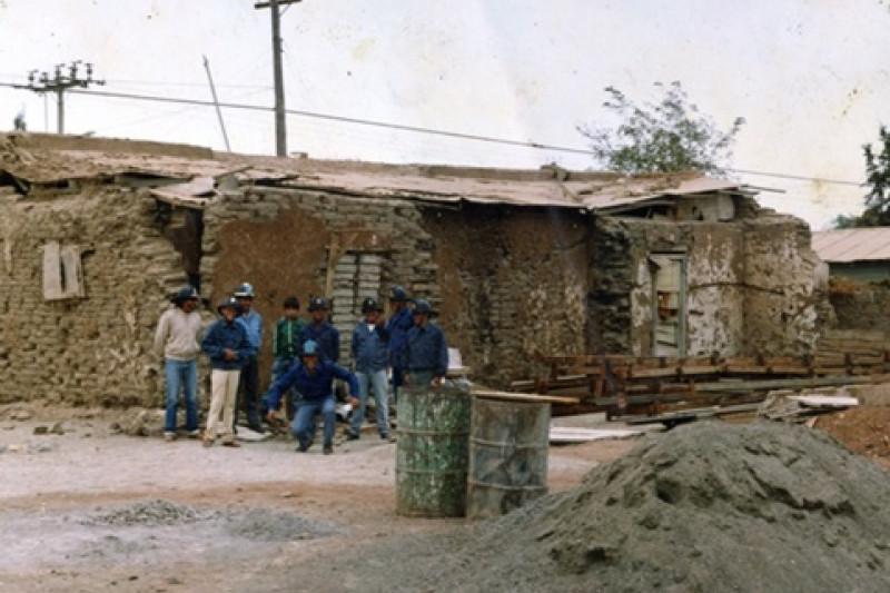 Archivo histórico de los Bomberos de la 7ma compañía