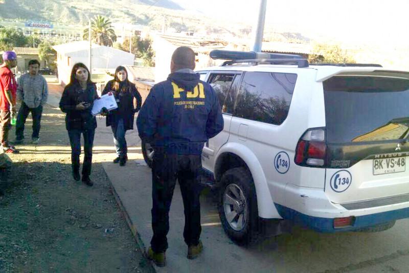 PDI, José Jorquera Carvajal, homicidio
