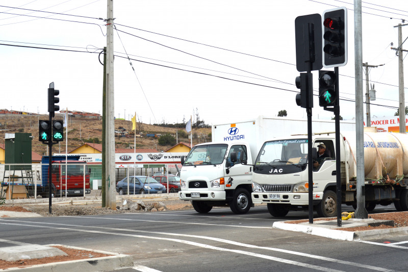 Semáforos, Huamalata