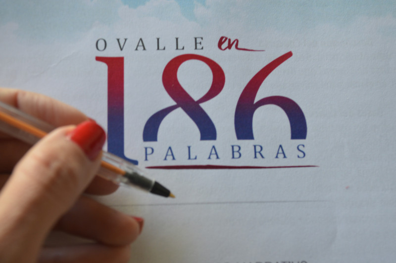 Ovalle, 186 palabras