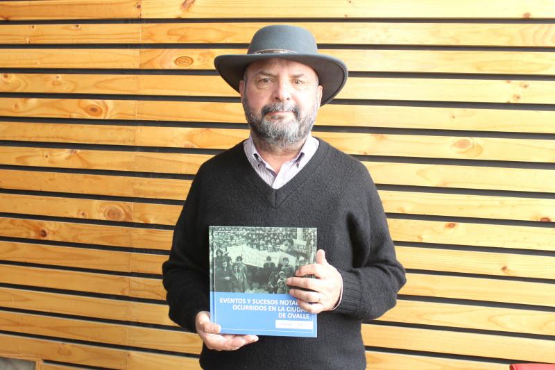libro, Ovalle, Sergio Peña