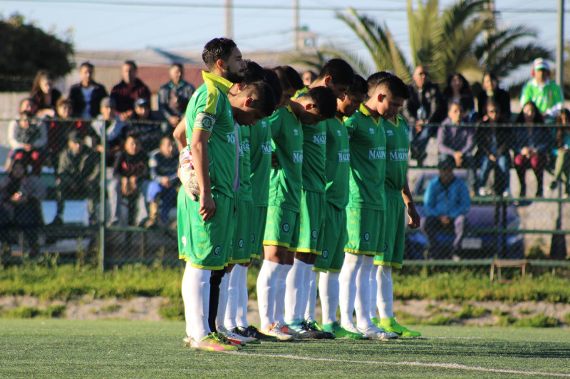 El plantel dedicó el triunfo y la clasificación al ayudante técnico Francisco Carvajal, quien sufrió el fallecimiento de su padre el reciente sábado.