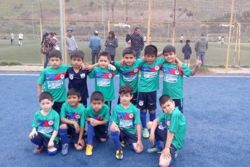 'Nuevas estrellas del fútbol' termina su primera versión