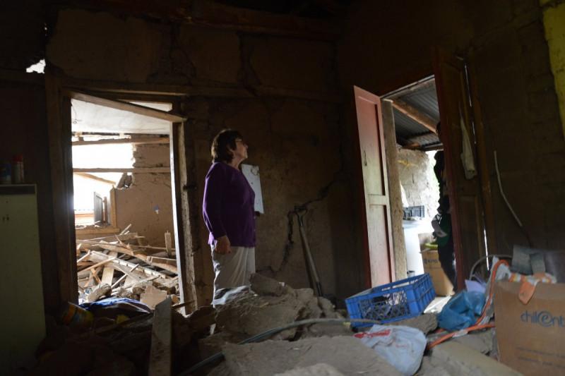 Los recuerdos e historias que quedaron bajo los escombros