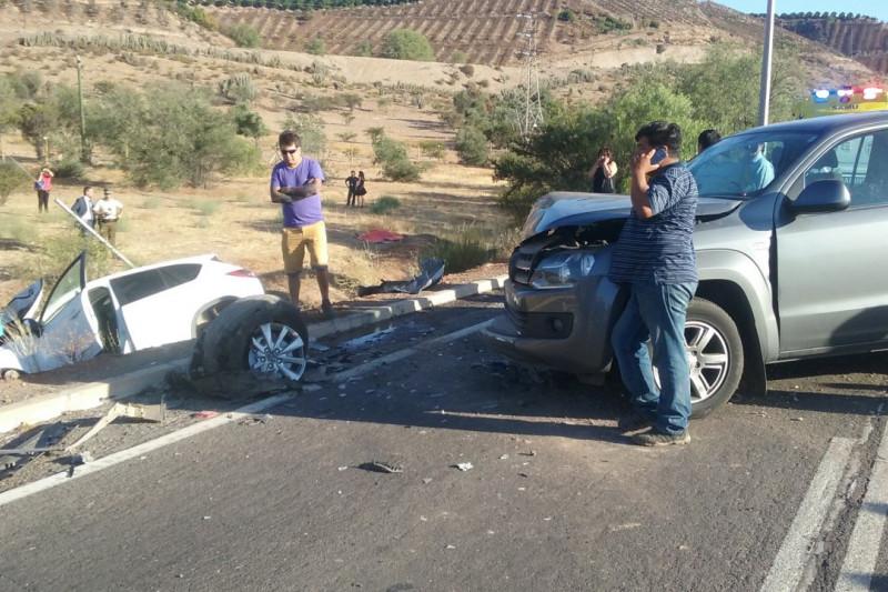 Una mujer fallecida deja accidente en las cercanías de Lagunillas