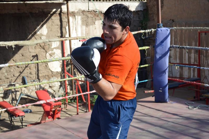 Boxeadores alistan golpes para enfrentar a púgiles argentinos