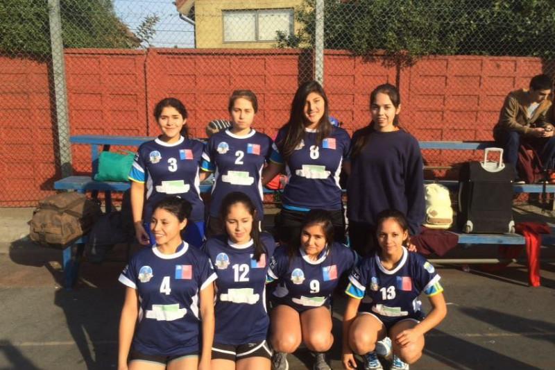 Club Hándbol Limarí compite en liga chilena de balonmano