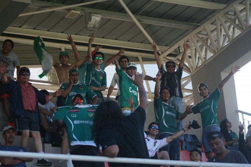 Hinchas de Deportes Ovalle planean apoyar al equipo en último partido en el sur