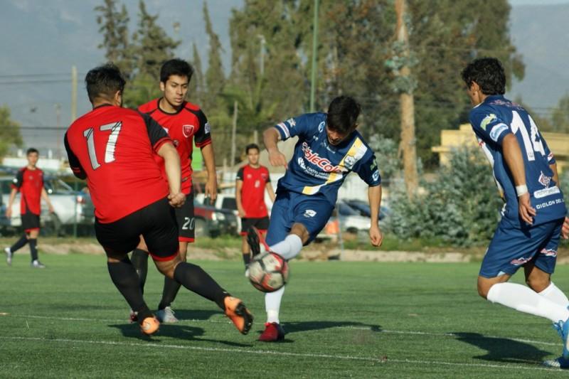 El 'ciclón' buscará recomponer heridas ante Escuela de Fútbol Macul