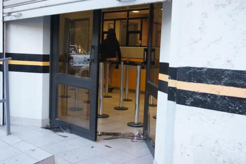 Millonario robo sufre sucursal de Chilexpress