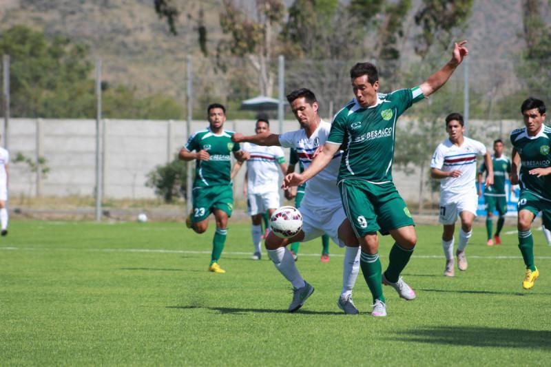 Deportes Ovalle vuelve al triunfo ante Santa Cruz