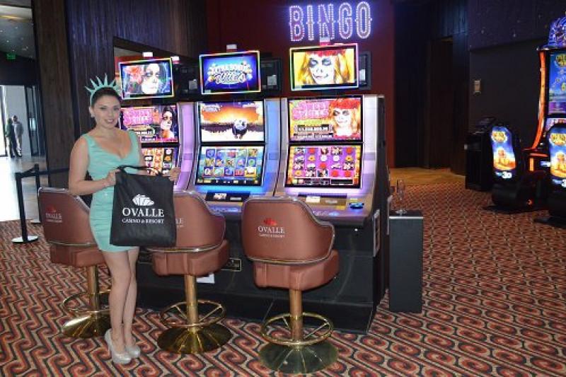 Apertura oficial de Ovalle Casino & Resort será este miércoles