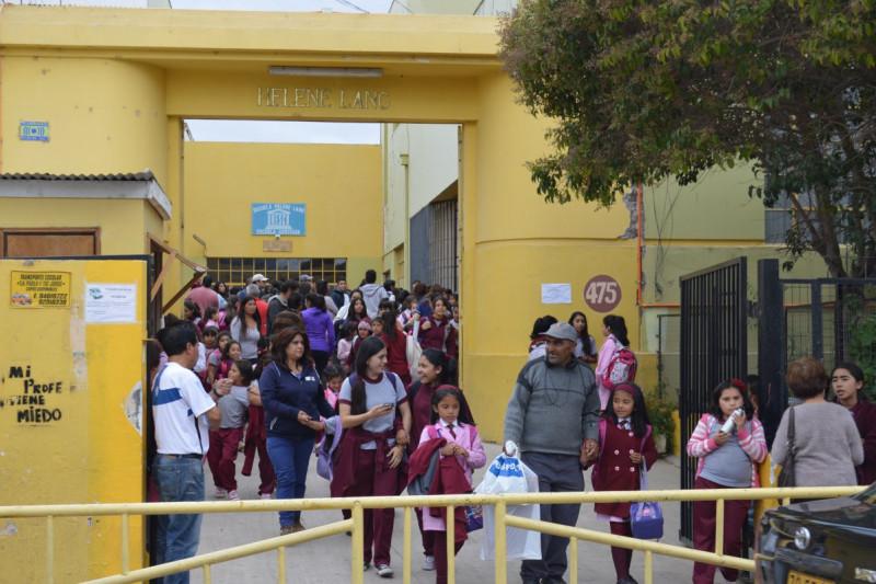 Escuelas municipales valoran implementación de Plan Pise