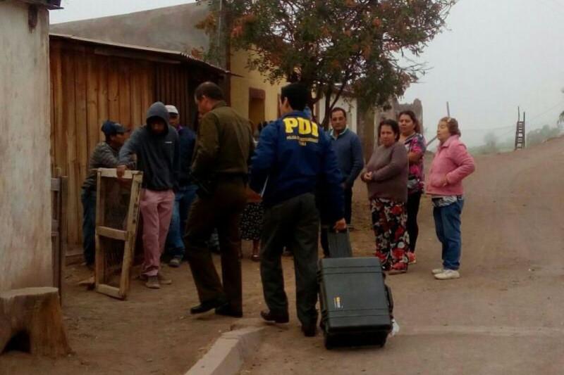 Investigan muerte de mujer en San Pedro  de Pichasca Norte