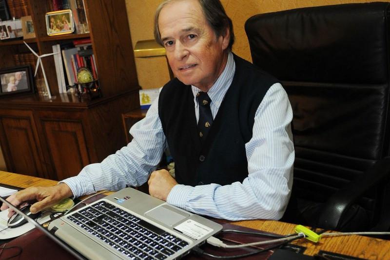 Falleció Francisco Puga, director de El Día y Diario El Ovallino