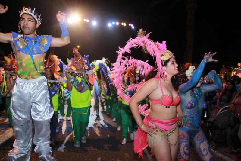 Carnaval de la Primavera 2015: Las calles se tiñen de colores