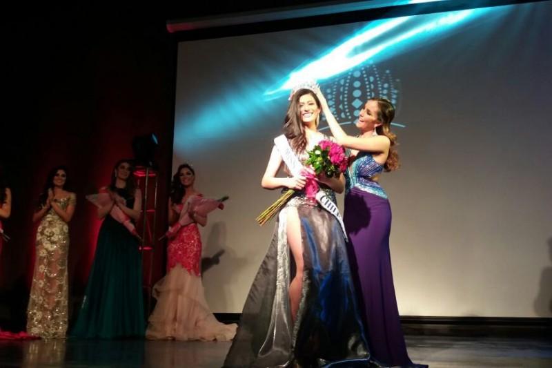Coquimbana se convierte en la nueva Miss Mundo Chile