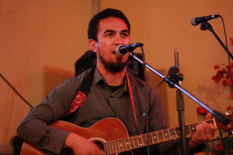 Destacado músico limarino da a conocer parte de su nueva producción