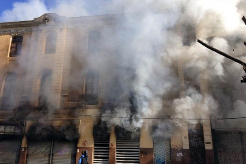 Tras investigación en Ovalle, La Serena y Valparaíso logran captura de implicados en incendio