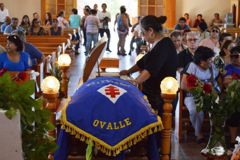 Despiden restos de exalcalde Juan Carlos Castillo